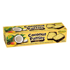 ANASTASIA MANGO COCONUT PATTIES 12 OZ BOX