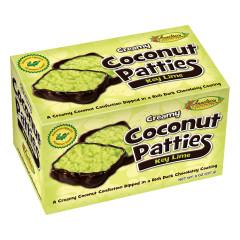 ANASTASIA KEY LIME COCONUT PATTIES 8 OZ BOX *FL DC ONLY*