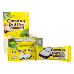 ANASTASIA ORIGINAL COCONUT PATTIES 2 PC