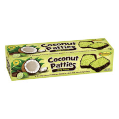 ANASTASIA KEY LIME COCONUT PATTIES 12 OZ BOX *FL DC ONLY*