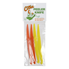 CITRA PEELER KNIFE 4 PC SET #32P *FL DC ONLY*