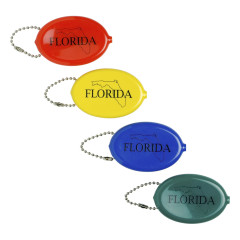 FLORIDA COIN PURSE *FL DC ONLY* *NON-EDIBLE*