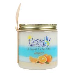 FLORIDA SALT SCRUBS SEA SALT ORANGE SCRUB 2.9 OZ JAR *FL DC ONLY*