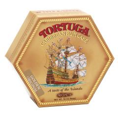 TORTUGA CARIBBEAN ORIGINAL RUM CAKE 16 OZ *FL DC ONLY*