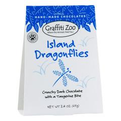 GRAFFITI ZOO ISLAND DRAGONFLIES 2.4 OZ BOX *FL DC ONLY*