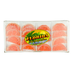 FLORIDA ORANGE FRUIT SLICES 8 OZ BOX *FL DC ONLY*