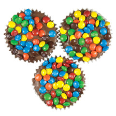 NASSAU CANDY MILK CHOCOLATE MINI M&M'S CUP O' CHOC