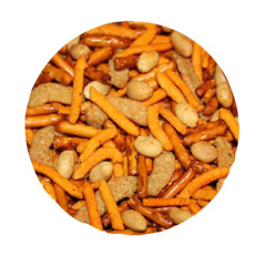 NASSAU CANDY CAJUN CRUNCH MIX