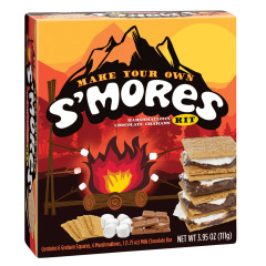 AMUSEMINTS S'MORES KIT 3.95 OZ BOX