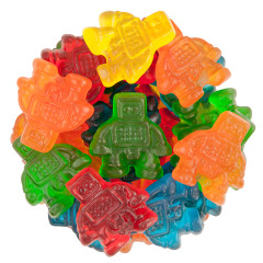 CLEVER CANDY GUMMY ROBOTS