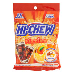 HI CHEW FIZZIES SODA MIX 3.17 OZ PEG BAG