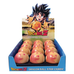 DRAGON BALL Z DRAGON BALL STAR CANDY 1.06 OZ TIN