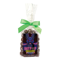 AMUSEMINTS BAT POOP CHOCOLATE COVERED COOKIE DOUGH 7 OZ BAG