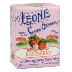 LEONE RASPBERRY PASTILLES 1.6 OZ BOX
