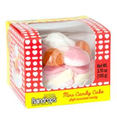 RAINDROPS MINI CANDY CAKE 3.7 OZ