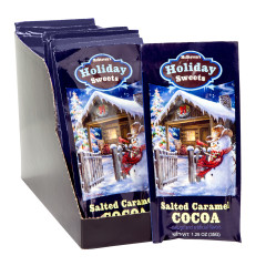 HOLIDAY SWEETS SALTED CARAMEL COCOA