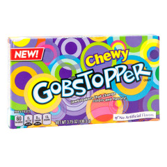 GOBSTOPPER CHEWY 3.75 OZ THEATER BOX