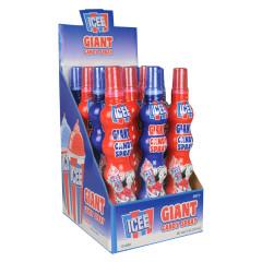 ICEE GIANT SPRAY CANDY 3.72 OZ