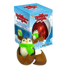 PEEKABOO PENGUIN CHOCOLATE AND MARSHMALLOW SURPRISE 1.05 OZ