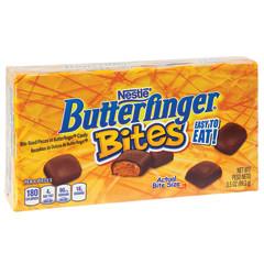 BUTTERFINGER BITES 3.5 OZ THEATER BOX
