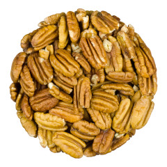 MCCLAIN'S BULK RAW JUNIOR MAMMOTH PECAN HALVES *FL DC ONLY*