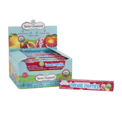 TORIE & HOWARD POMEGRANATE AND NECTARINE CHEWIE FRUITIES 2.1 OZ STICK