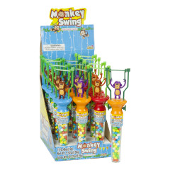 MONKEY SWING FILLED WITH CANDY 0.46 OZ