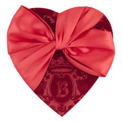 BISSINGER'S TRUFFLE HEART BOX 5.9 OZ