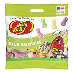 JELLY BELLY SOUR BUNNIES 3 OZ BAG