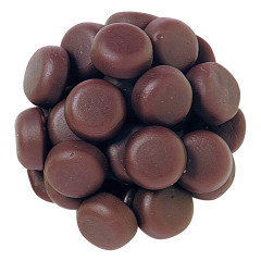 GIMBAL'S CHOCOLATE FUDGE LITE CHEWS