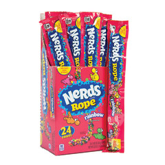NERDS RAINBOW ROPE 0.92 OZ
