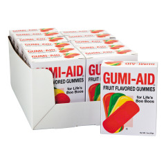 GUMMY BAND AIDS