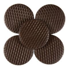 MARK AVENUE DARK CHOCOLATE PEPPERMINT PATTIES