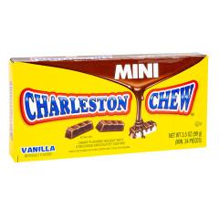 CHARLESTON CHEW MINI PIECES 3.5 OZ THEATER BOX