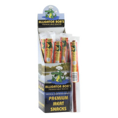 ALLIGATOR BOB'S HOT AND SPICY ALLIGATOR STICK 1 OZ *FL DC ONLY*