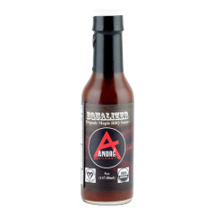 ANDRÉ ORIGINAL EQUALIZER MAPLE BBQ SAUCE 5 OZ BOTTLE *FL DC ONLY*
