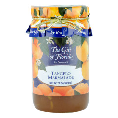 BRASWELL'S GIFT OF FLORIDA TANGELO MARMALADE 10.5 OZ JAR *FL DC ONLY*