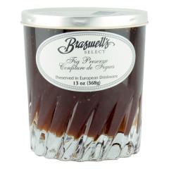 BRASWELL'S FIG PRESERVES 10.5 OZ JAR *FL DC ONLY*