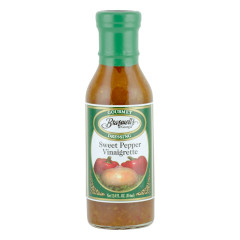 BRASWELL'S SWEET PEPPER VINAIGRETTE DRESSING 12 OZ BOTTLE *FL DC ONLY*