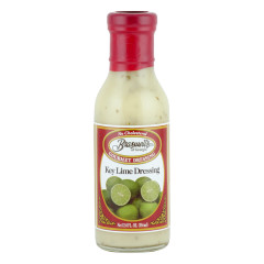 BRASWELL'S KEY LIME DRESSING 12 OZ BOTTLE *FL DC ONLY*