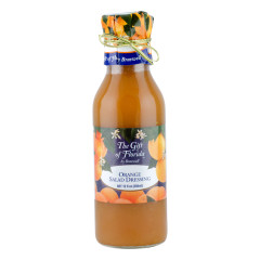 BRASWELL'S GIFT OF FLORIDA ORANGE SALAD DRESSING 12 OZ BOTTLE *FL DC ONLY*