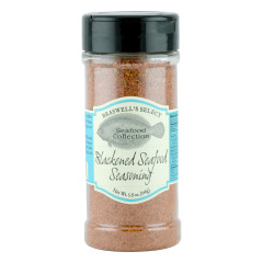 BRASWELL'S BLACKENED SEAFOOD SEASONING 6.25 OZ SHAKER JAR *FL DC ONLY*
