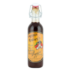 CAPTAIN RODNEY'S BOATSWAIN'S BREW COFFEE BBQ SAUCE 13 OZ *FL DC ONLY*