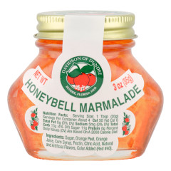 DOD HONEYBELL MARMALADE 3 OZ JAR *FL DC ONLY*