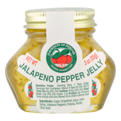 DOD JALAPENO PEPPER JELLY 3 OZ JAR *FL DC ONLY*