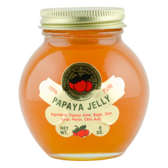 DOD PAPAYA JELLY 8 OZ JAR *FL DC ONLY*