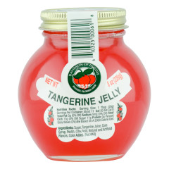 DOD TANGERINE JELLY 8 OZ JAR *FL DC ONLY*