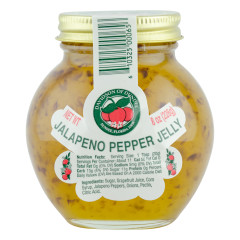 DOD JALAPENO PEPPER JELLY 8 OZ JAR *FL DC ONLY*