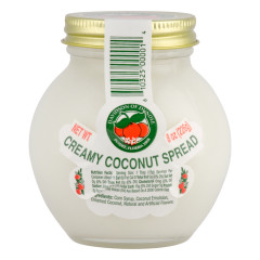 DOD CREAMY COCONUT SPREAD 8 OZ JAR *FL DC ONLY*