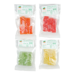 DOD CITRUS JUICE DELICACY ASSORTED FLAVOR 2 OZ BAG *FL DC ONLY*